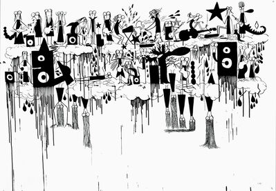 Fausto Gilberti, 'Rockstar', 2017