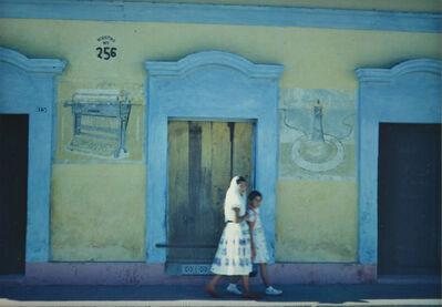 Ellen Auerbach & Eliot Porter, 'Mexico', 1956