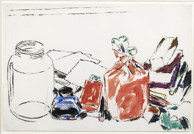David Milne, 'Ink Bottle', 1937