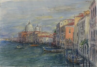 Bruno Zupan, 'Grand Canal, Venice', 2018