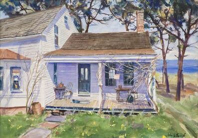 John Whorf, 'In Spring', 20th Century