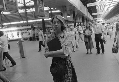Mark Steinmetz, 'Paris-, Saint-Lazare', 1989