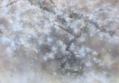 YI CHING CHEN, 'Pluie du cerisier', 2021