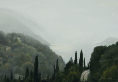 Mallory Lake, 'Lake Como in the Mist'