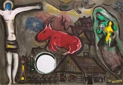 Marc Chagall, 'Mystical Crucifixion', 1950