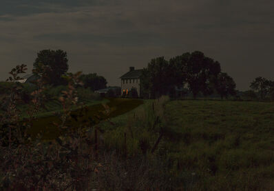 Jeanine Michna-Bales, 'A Brief Respite, Abolitionist William Beard's house, Union County, Indiana', 2014