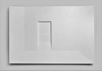 Lei CAI, 'Blank 180502', 2018