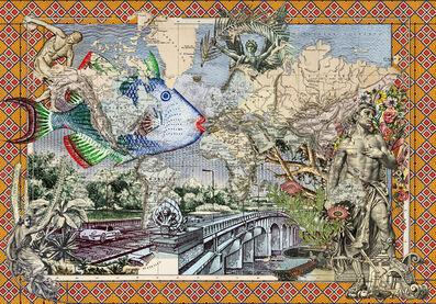 MALALA ANDRIALAVIDRAZANA, 'Figures 1886, Voyages #3505', 2018