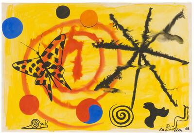 Alexander Calder, 'Untitled', 1968