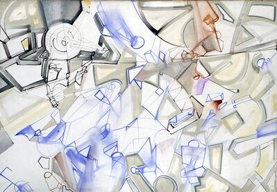 Daniel Escardó, 'Urban Pinball', 2008