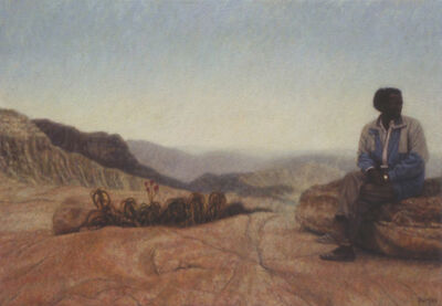 Davis Morton, 'Abraham's Plateau', 2002