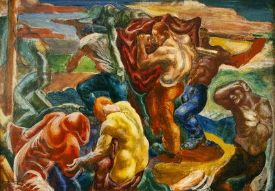 James Daugherty, 'Lynching', 1925-27
