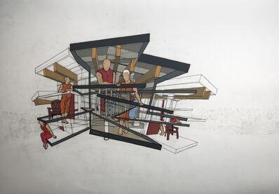Alex Schweder, 'ReActor', 2016