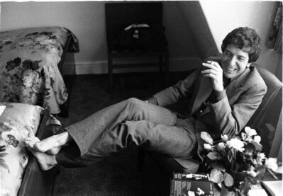 Michael Putland, 'Leonard Cohen, London', 1974