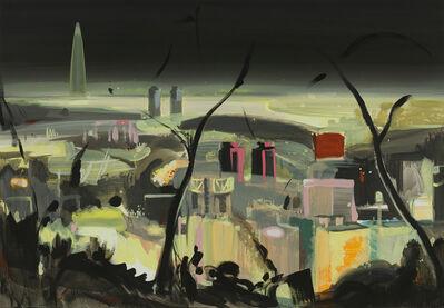 Hoin Lee, 'Inwangsan Mountain Nightscape ', 2017