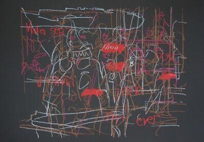 Vadim Zakharov, 'Twelfth Night (1910)', 2015