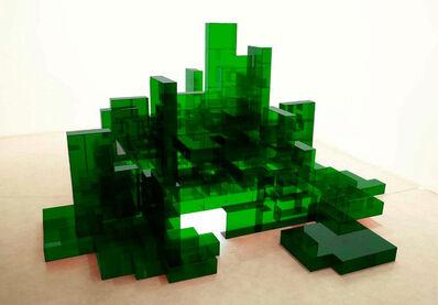 Won Ju Lim, 'Emerald ', 2002