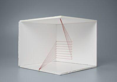 Esther Ferrer, 'Spatial Projects series (A Version) [Serie Proyectos espaciales (Versión A)]', 1980