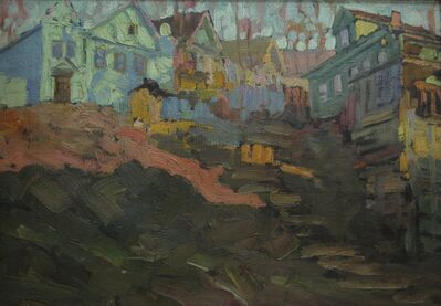Vasily Leontevich Martynov, 'Late afternoon', 1927