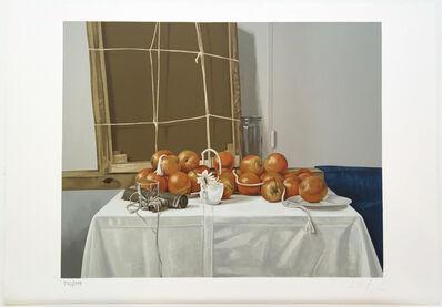 Martin La Rosa, 'Naramjas e ilusiones', 2006