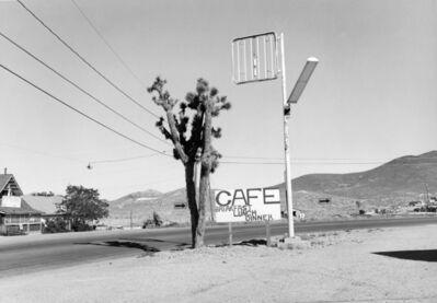 Ingeborg Gerdes, 'Goldfield, Nevada', 1989
