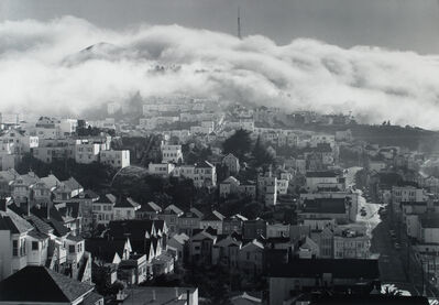 Pirkle Jones, 'Twin Peaks #1, San Francisco', 1955