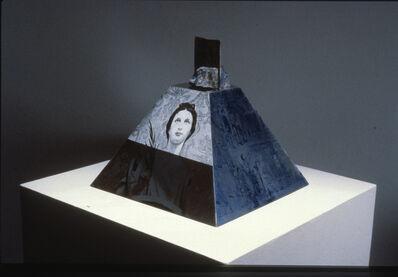 Robert Rauschenberg, 'Araucan Mastaba / ROCI CHILE', 1986