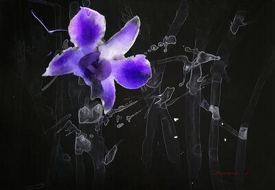 Chaseok Jeong, 'Wildflowers', 1916