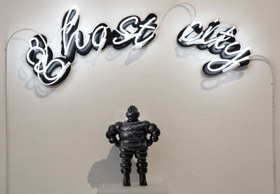 Wayne Barker, 'Ghost City', 2020