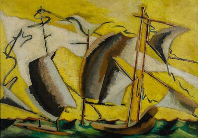 Jean Lurçat, 'Les bateaux', 1931
