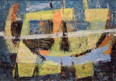 Juul Neumann, 'Droomschip', 1968