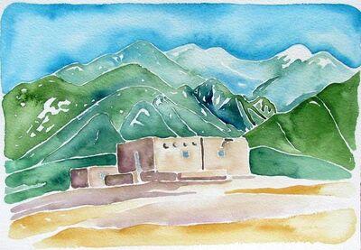 Scott Winterrowd, 'Adobe, Taos Pueblo', 2015