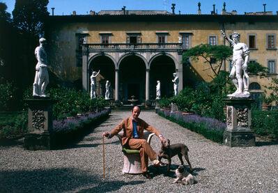 Slim Aarons, 'Prince Filippo Corsini', 1983