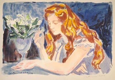 Louis Berthomme Saint-André, 'Woman', Mid 20th Century