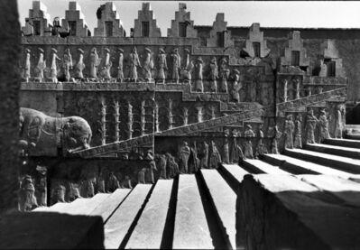 Gabriele Basilico, 'Persepoli 196/4A', 1970