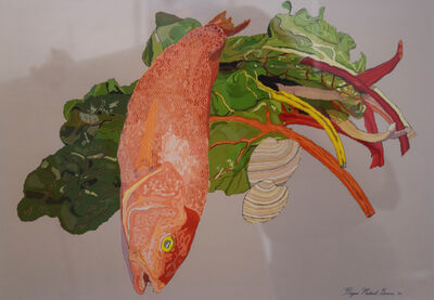 Bryan Michael Greene, 'Red Snapper', 2003