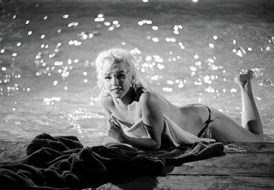 Lawrence Schiller, 'Marilyn Monroe on Set', 1962