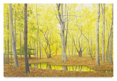 April Gornik, 'Spring Light and Still Water', 2016