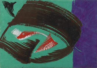 Gérard Schneider, 'Untitled', 1967