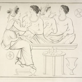 Johann Heinrich Wilhelm Tischbein, 'Plate 53', 1795