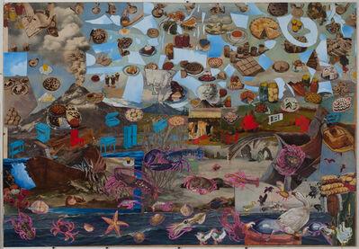Lance Letscher, 'Three Volcanoes', 2020