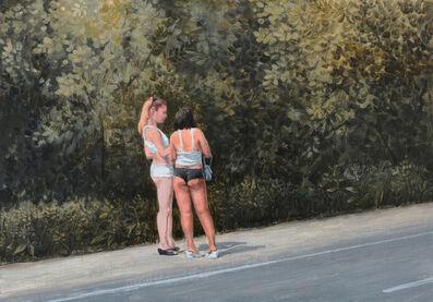 Serban Savu, 'Roadside', 2019