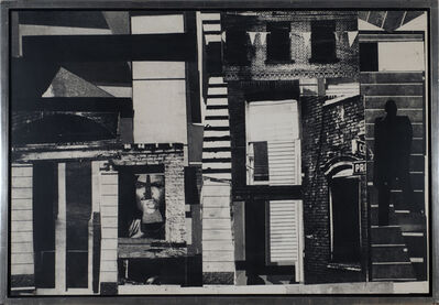 Romare Bearden, 'Spring Way ', 1964