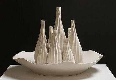 Robert Silverman, 'Vases in Bowl '