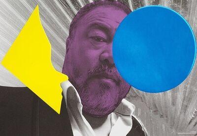 John Baldessari, 'Ai Wei Wei', 2018