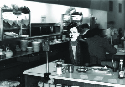 David Wojnarowicz, 'Arthur Rimbaud in New York (Diner)', 1978-79