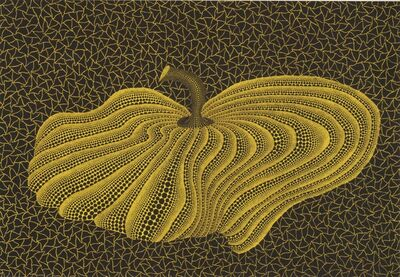 Yayoi Kusama, 'Dancing Pumpkin', 1993