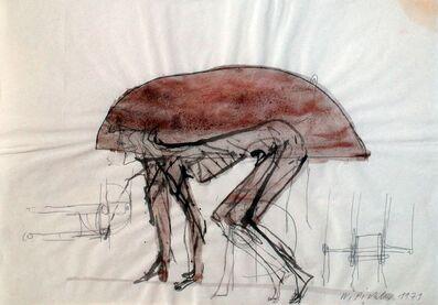 Walter Pichler, 'Schädeldecke', 1979