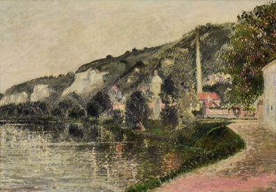 Georges Manzana-Pissarro, 'Brume et Soleil du Matin (The Seine at Les Andelys)', ca. 1920s