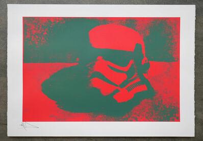 Ryan Callanan (RYCA), 'Helmet Study (Mono print series, each is a UNIQUE colour way)', 2020
